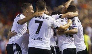 Champions, il Valencia cala il tris con il Monaco. Shakhtar e Dinamo Zagabria corsare