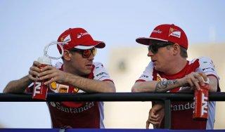 """Formula 1, Spa; Vettel: """"Mercedes restano davanti, ma possiamo cambiare le cose"""""""