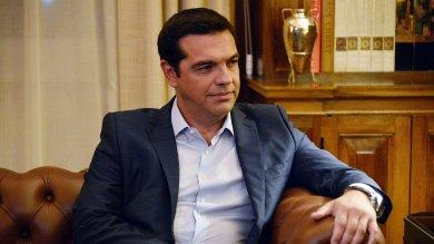 """Grecia, a settembre elezioni anticipate   vd    Tsipras si dimette : """"Chiusa fase più dura"""""""