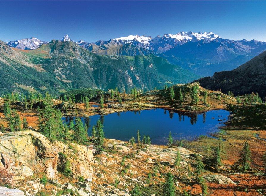 Valle d'Aosta. Sulle orme del Tor des Geants - Repubblica.it