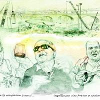 Alla ricerca dell'Appia perduta: noi, verso l'alba col sogno di far rivivere la strada