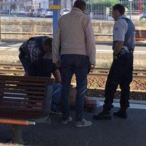 Francia, terrorista ferisce tre persone sul treno Amsterdam-Parigi