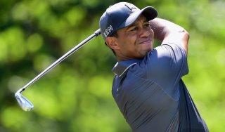 Golf, Wyndham Championship: in testa c'è Tiger Woods, non succedeva dal 2013