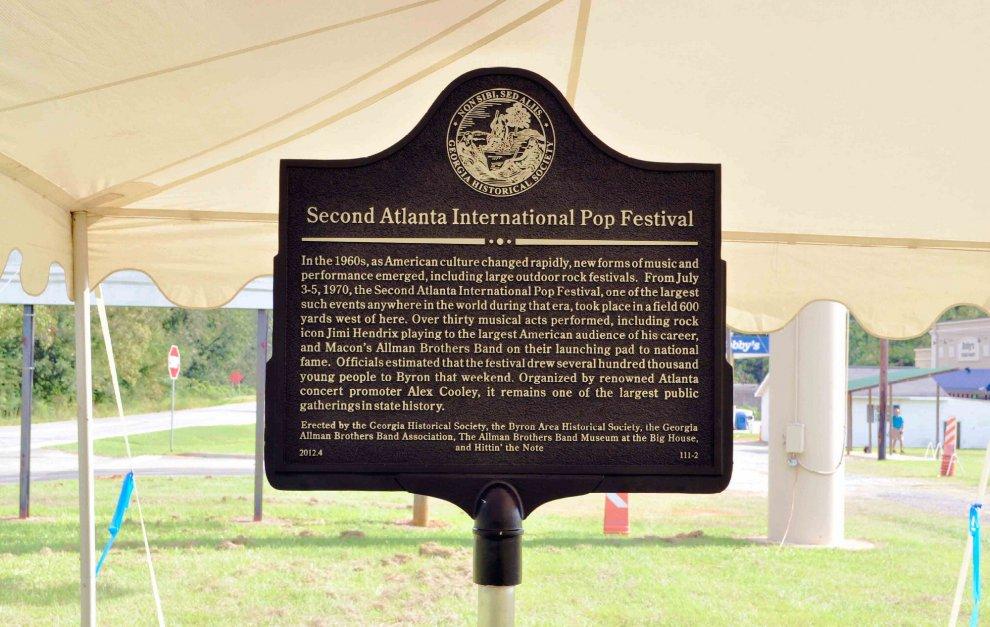 Atlanta Pop Festival 1970: Jimi Hendrix, una gemma ritrovata in cd e dvd