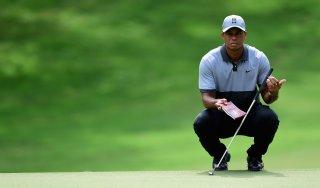 Golf, Wyndham Championship: Woods secondo ma corre per il titolo