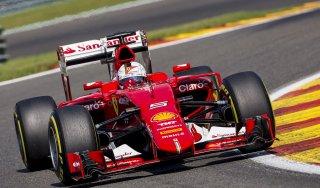F1, Gp Belgio: Hamilton domina, beffa Ferrari