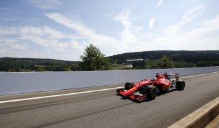"""F1, Vettel furioso: """"Quella gomma esplosa: 200 metri prima mi sarei ammazzato"""""""