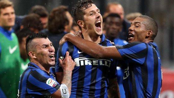 Inter-Atalanta 1-0, Icardi ko: entra Jovetic e decide all'ultimo respiro