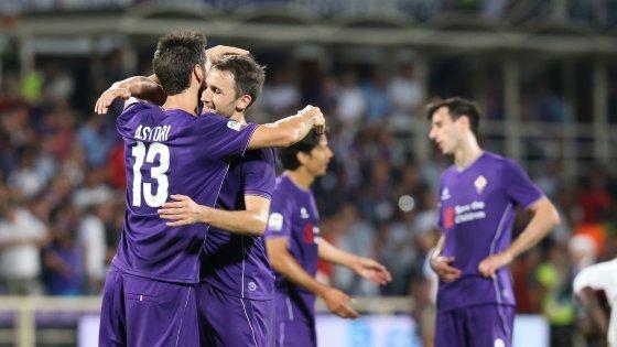 Fiorentina-Milan 2-0: show dei viola al Franchi, rossoneri sotto shock