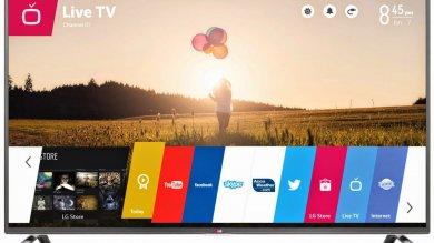 App, mail e giochi: il televisore   Foto   somiglia sempre più a uno smartphone