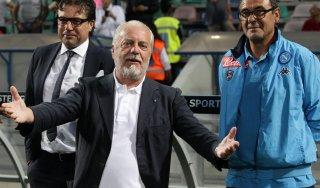 """Napoli, Sarri chiede pazienza: """"Il mio calcio è difficile"""""""