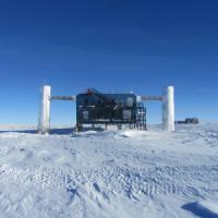 I neutrini cosmici esistono, ce lo dicono i ghiacci perenni