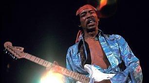 Jimi Hendrix al Pop Fest  la storia del rock   video   ritrova un tesoro   foto