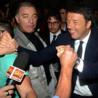 Da Rimini a l'Aquila: la giornata di Matteo Renzi
