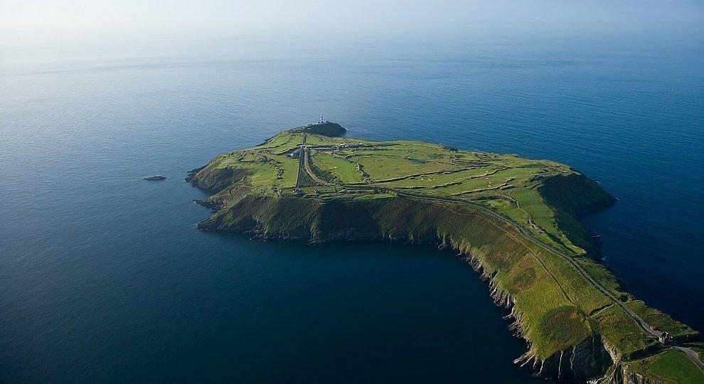 Irlanda, ultimo lido a destra