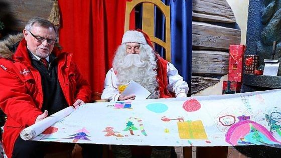 Rovaniemi Lapponia Babbo Natale.Babbo Natale Un Video Da Rovaniemi Non Sto Fallendo