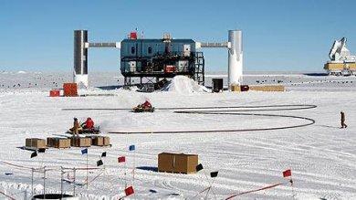 I neutrini cosmici esistono davvero ce lo dicono i ghiacci dell'Antartide