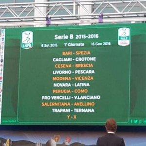 Serie B, ecco i calendari: subito il derby campano. Il Cagliari inizia con il Crotone
