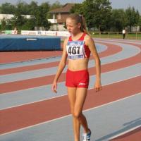 Atletica Leggera, dalla pista al cross: Nicole va veloce