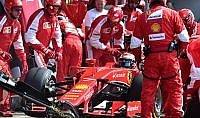 Caso Spa, Vettel fa chiarezza  ''Strategia scelta con il team''