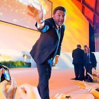 """La conversione di Cl sedotta da Renzi: """"Il Pd ora è votabile"""""""
