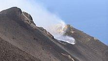 """A Stromboli il radar-laser """"legge"""" i fumi del vulcano"""