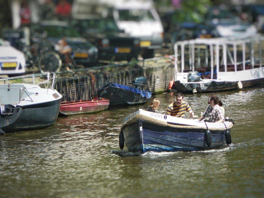 Amsterdam in bicicletta e in barca for Weekend a amsterdam offerte