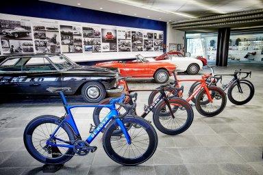 Pininfarina, dalle supercar alle bici