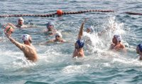 Il Settebello nel mare di Capri A settembre contro la Spagna