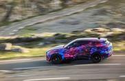 Jaguar F-Pace, il debutto si avvicina