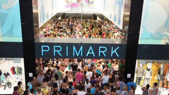 Primark sbarca in Italia e assume ad Arese