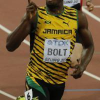 Mondiali atletica, Bolt vince l'oro nei 200 metri