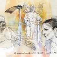 Alla ricerca dell'Appia perduta: tra ricottine e lampascioni Satana ghigna ad Altamura