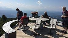 Musei, family hotel    foto    e trekking vista Dolomiti Renon, montagna slow