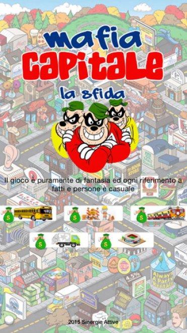 Mafia Capitale, arriva l'app ispirata all'inchiesta che ha scosso Roma