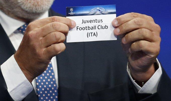 Champions, la Juve pesca male: City e Siviglia. Va meglio alla Roma: c'è il Barça, ma si può fare