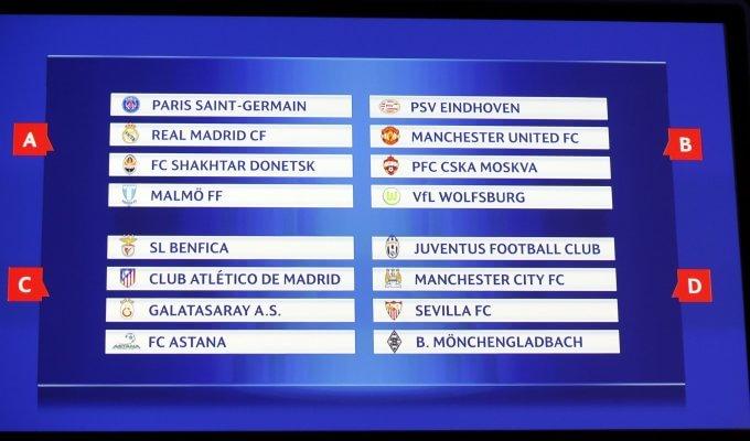 La Juve pesca male: Manchester City e Siviglia