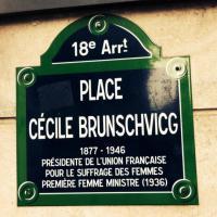 Più strade intitolate alle donne, il blitz delle femministe francesi