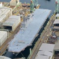 La gaffe del Giappone: portaerei con il nome di quella che attaccò a Pearl Harbor