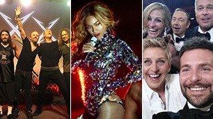 Beyoncé e Metallica da record primati famosi e insospettabili