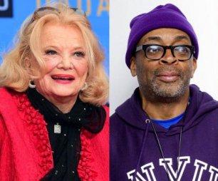 A Spike Lee e Gena Rowlands gli Oscar onorari