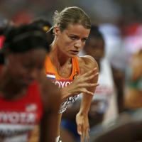 Atletica, il volo dell'olandesina: Schippers oro nei 200 metri