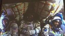 """Il video dell'""""atterraggio dolce"""" di AstroSamantha sulla Terra. Dalla Soyuz"""