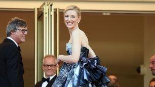 Su D: un giorno con Cate Blanchett, la più amata    I look