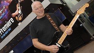 """Gilmour tra Joyce e il jazz:  """"Io combatto ancora""""   video"""