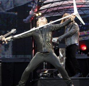 """Bon Jovi, un nuovo album """"Ma è la fine di un'epoca"""""""