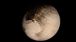 """Ricostruito il volo su Plutone Passaggio di New Horizons in 30"""""""