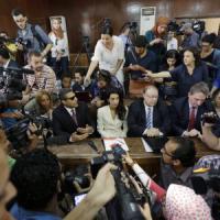 Egitto, tre giornalisti di Al Jazeera condannati per aver diffuso notizie false