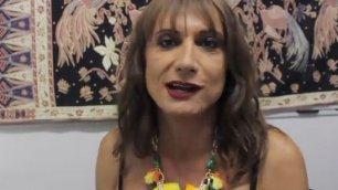 """''Basta politici, voglio un idraulico""""   Gay Village: Luxuria e Chef Rubio   Il video"""