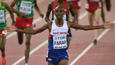 Atletica, l'invincibile Mo Farah più forte anche dei sospetti di doping